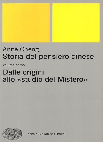 Storia del pensiero cinese. Volume primo.