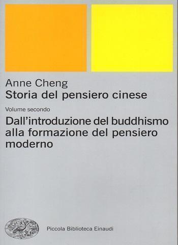 Storia del pensiero cinese, di Anne Cheng