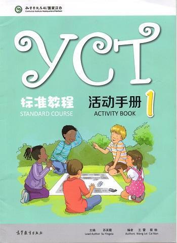 YCT 1 Activity Book