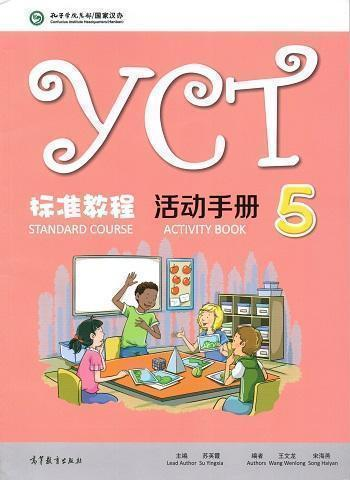 YCT 5 Activity Book
