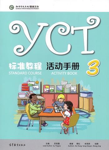 YCT 3 Activity Book