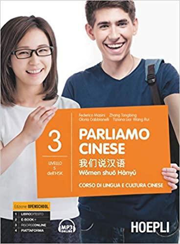 Parliam cinese 3. Corso di lingua e cultura