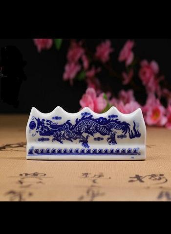 Porta pennello per pittura e calligrafia cinese